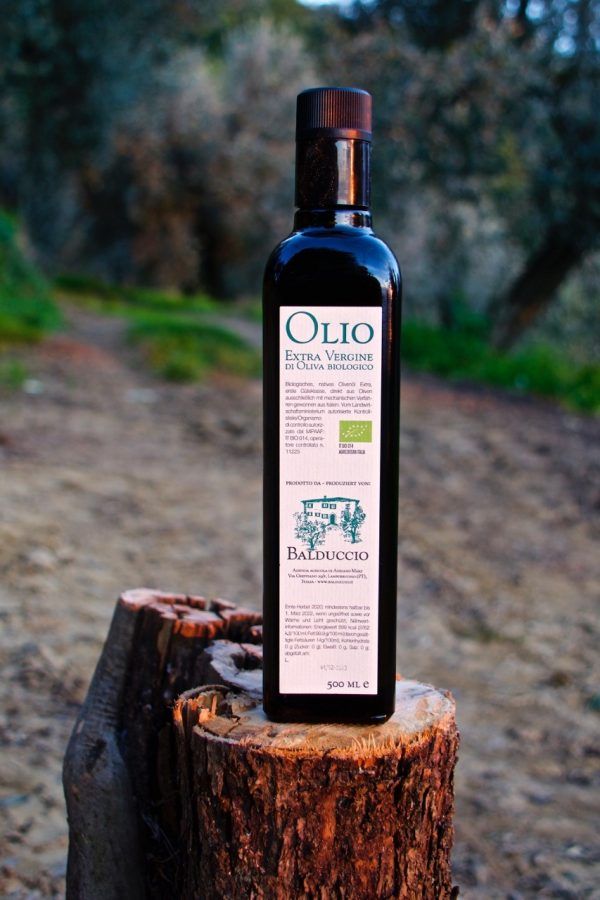 Balduccio olívaolaj